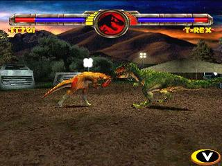 Screenshot Thumbnail / Media File 1 for Warpath - Jurassic Park [NTSC-U]